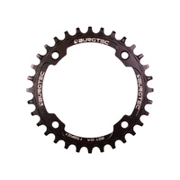 Burgtec Thick-Thin E-Bike Steel 104 BCD Chainring