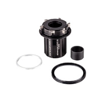 Spank Hex Drive Alloy Freehub Body w/ Spacer Ring