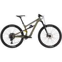 Cannondale Habit Carbon 1 29 Mountain Bike - Stealth Grey Large