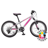 "Mongoose Girl's Rockadile 20"" MTB Bike"