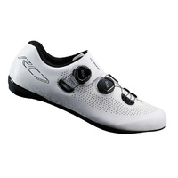 Shimano SH-RC701 Road Shoes - White