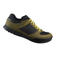 Shimano SH-AM501 MTB SPD Shoes - Olive