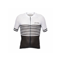 Le Col Pro Air Jersey Discovery Black/White