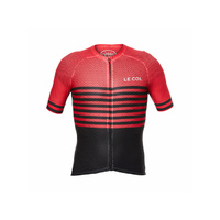Le Col Pro Air Jersey Discovery Black/Red