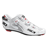 Sidi Wire Carbon Air Shoes - White