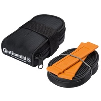 Continental Saddle Bag With Presta Inner Tube & Tyre Levers