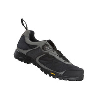 Lake MX 105W Womens MTB Shoes - Black/Grey