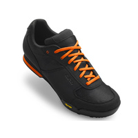 Giro Rumble VR Shoes - Black / Glowing Red