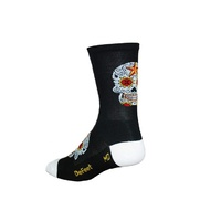 Defeet Aireator Sugarskull - Black/White