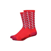 Defeet Aireator Framework Socks - Red