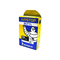 Michelin A1 AirStop Butyl Presta Inner Tubes 700c x 18-25mm