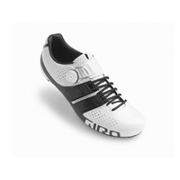 Giro Factor Techlace Road Shoe - White/Black