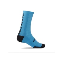 Giro HRc + Merino Socks - Blue Jewel/Black