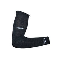 Defeet Armskin Wool - D-Logo Charcoal w/White
