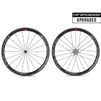 Ceramicspeed-Fulcrum Speed 40C Carbon Clincher Wheelset