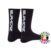 Supacaz SupaSox Straight Up SL Sock