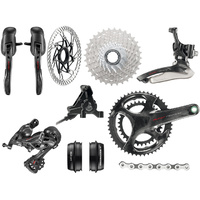 Campagnolo Super Record 12 Speed Disc Brake Groupset