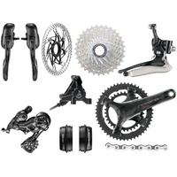 Campagnolo Record 12 Speed Disc Brake Groupset
