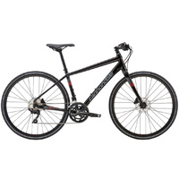 Cannondale Quick Disc 1 - Black Pearl