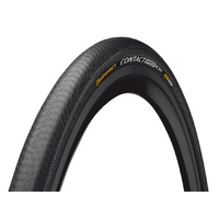 Continental Contact Speed Folding Tyre - Black - 27.5 x 1.25